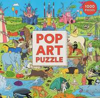 Pop Art Puzzle /anglais