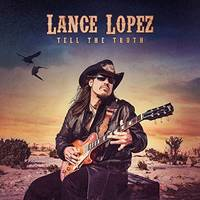 CD / Tell The Truth / LOPEZ, LANCE