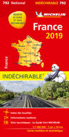 CR : France 2019 indechirable 1/1000000