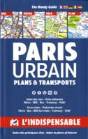 Paris Urbain Plans & Transports