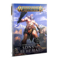 Battletome - Sons of Behemat VF