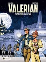 Valerian & Laureline Volume 23 - The Future is waiting