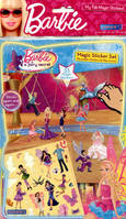 6540 BARBIE A FAIRY SECRET MAGIC STICKER SET