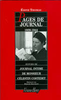 Pages de journal 1939-1944, 1939-1944