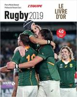 Rugby 2019 / le livre d'or