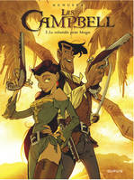 Les Campbell , Tome 2 : Le redoutable pirate Morgan