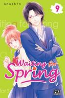9, Waiting for spring / Cherry blush