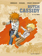Butch Cassidy, BUTCH CASSIDY - TOME 2 : EL PASO, 2