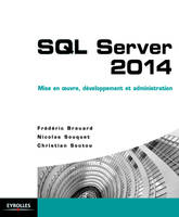 SQL Server 2014 / la synthèse