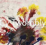 Cy Twombly. Catalogue de l'exposition. Version anglaise