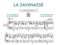 La Javanaise, Collection Crock'Music