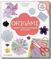 Origami / apprendre l'art traditionnel du pliage de papier