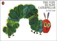 The very hungry caterpillar, Livre broché