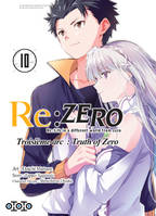Re-zero, re-life in a different world from zero, troisième arc, truth of zero, 10, Re:Zero
