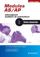 Modules AS-AP, MODULES AS/AP - 5 - RELATION-COMMUNICATION, 5