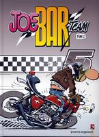 5, Joe Bar Team
