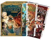 The promised Neverland / coffret, tomes 1 à 3