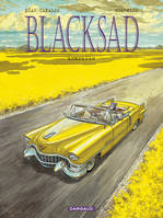 Blacksad., Blacksad, Amarillo, Tome 5 Amarillo