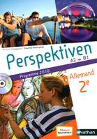 Perspektiven 2e + CD audio (2010)