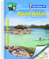 Road atlas / USA, Canada, Mexico