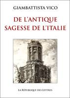L'Antique Sagesse de l'Italie