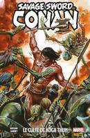 Savage sword of Conan T01, Le culte de Koga Thun