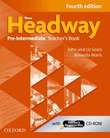 NEW HEADWAY, 4TH EDITION PRE-INTERMEDIATE: TEACHER'S RESOURCE DISC PACK, Prof+CD