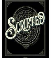 SCRIPTED - Custom lettering in graphic design