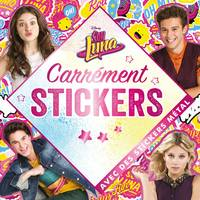 Soy Luna, CARREMENT STICKERS
