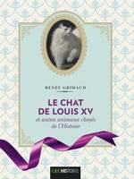 Le chat de Louis XV illustré