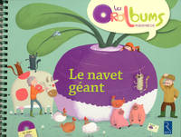 Le navet géant (+ CD audio)