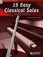 15 Easy Classical Solos - Flute