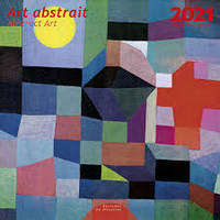 Calendrier 2021 Art abstrait