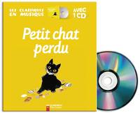 ALBUMS ET CD PETIT CHAT PERDU