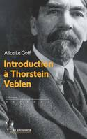 Introduction à Thorstein Veblen