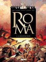 1, Roma - Tome 01, La Malédiction