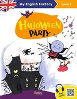 MY ENGLISH FACTORY - Halloween Party (Level 2)