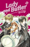 Lady and butler, Lady and Butler T15, Volume 15