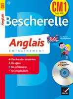 Anglais CM1 + CD audio