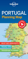 Portugal Planning Map - 1ed - Anglais