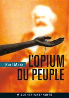 L'Opium du peuple, Introduction de la Contribution à la critique de la philosophie du droit de Hegel