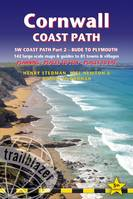 Cornwall Coast Path SWCP part 2 walking guide