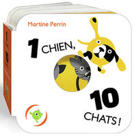 1 chien, 10 chats !