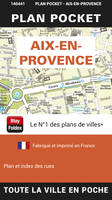 AIX-EN-PROVENCE PLAN POCKET