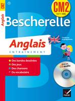 Anglais CM2 + CD audio