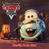 Cars Toon Martin super star du rock , Monde Enchanté
