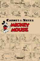 Carnet de notes Mickey Mouse Retro 2012, -