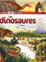 DINOSAURES : QUESTIONS-REPONSES 6/8 ANS (LES)