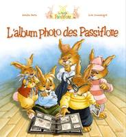 La famille Passiflore., ALBUM PHOTO DES PASSIFLORE (L')