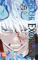 Blue Exorcist T26